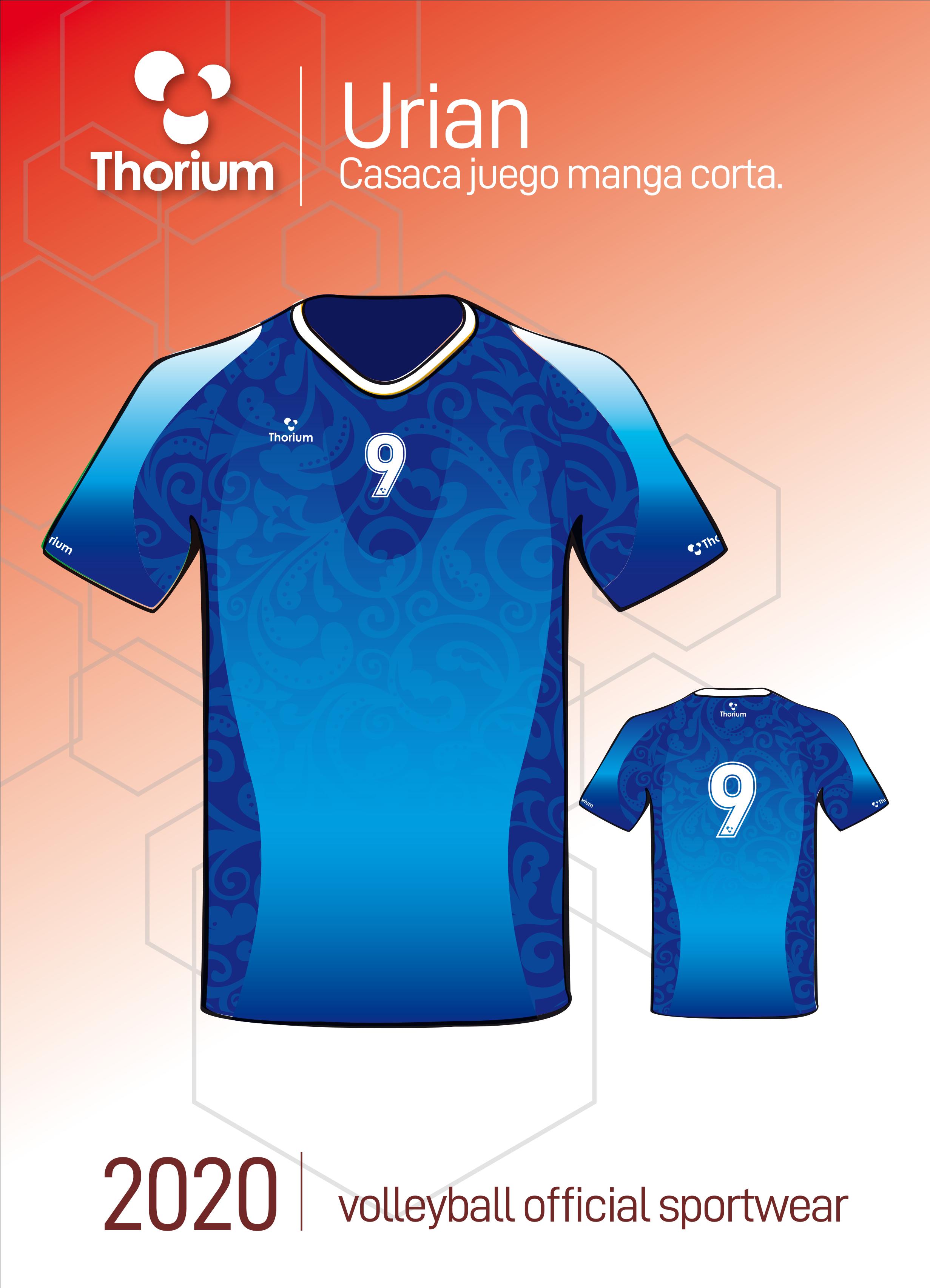 urian thorium volleyball